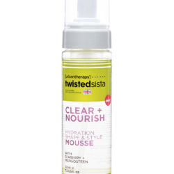 twistedsista hydration shape and style mousse