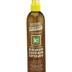 IC FAN BRAID SHEEN SPRAY