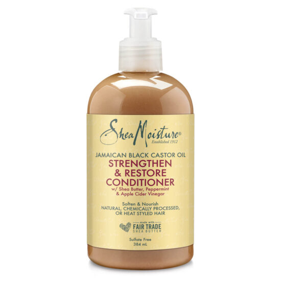 shea moisture strengthen and restore conditioner