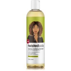 Twisted Sista Luxurious Clarifying Shampoo,